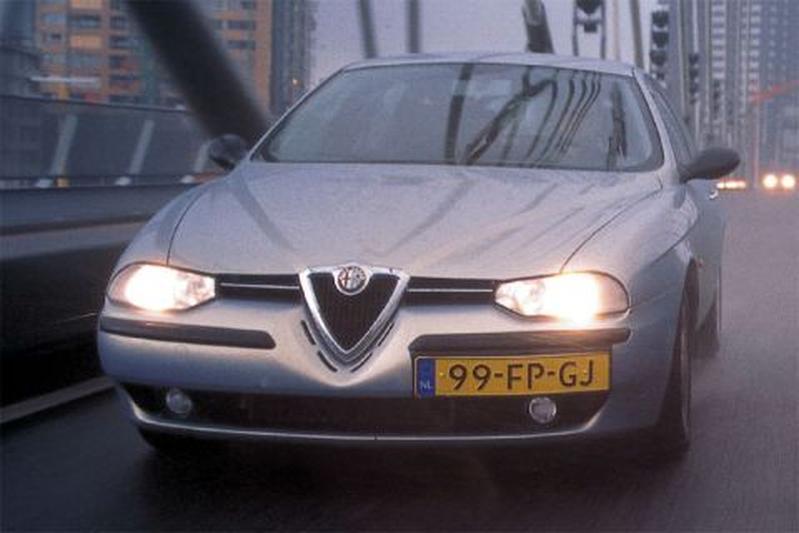 Alfa Romeo 156 Sportwagon 2.4 JTD (2001)