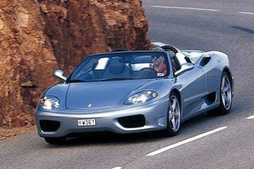 Ferrari 360 Spider (2001)