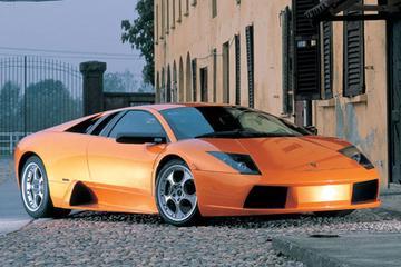 Lamborghini Murciélago (2002)