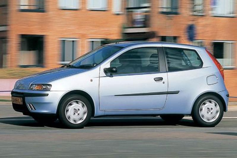 Fiat Punto 1.2 Sound (2002)