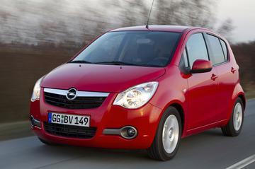 Opel Agila op LPG: bpm- en wegenbelastingvrij