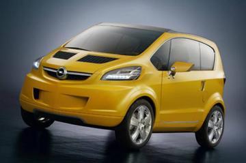 Studie stads-Opel