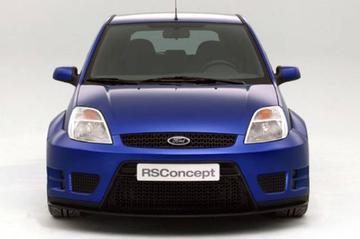 Nóg sneller: Ford Fiesta RS