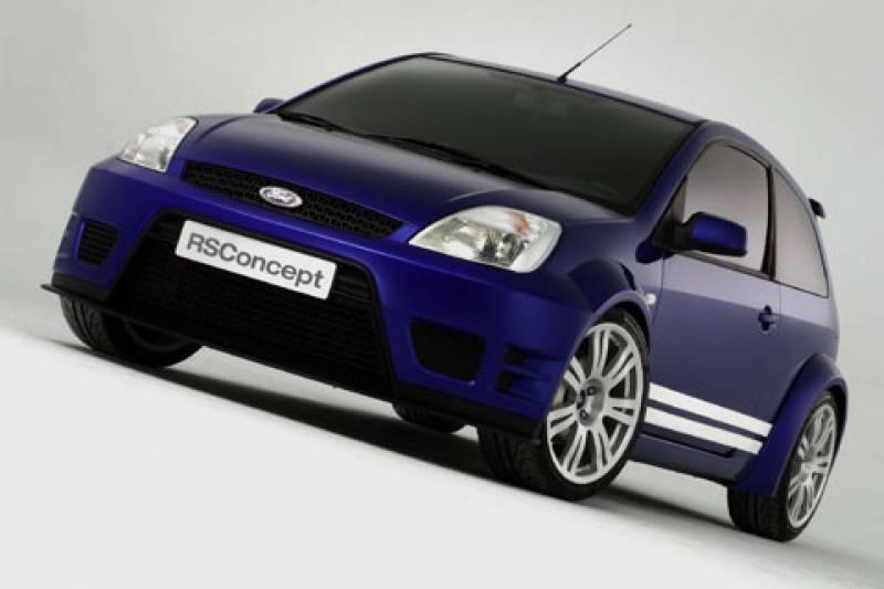Ford Fiesta RS gaat niet door