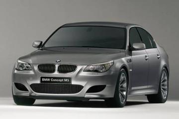 De nieuwe BMW M5!