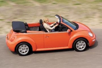 Volkswagen New Beetle Cabriolet 1.6 Highline (2003)