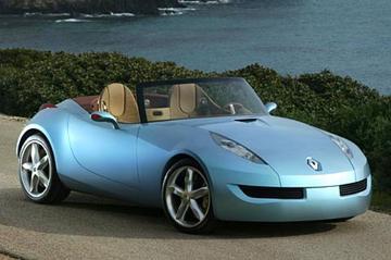 Roadster-concept van Renault