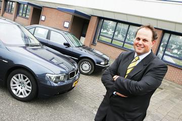 BMW 735i Executive op LPG