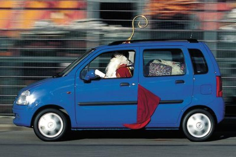 Opel Agila 1.2-16V Elegance (2002)