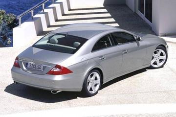 AutoWeek Top 50: Mercedes CLS