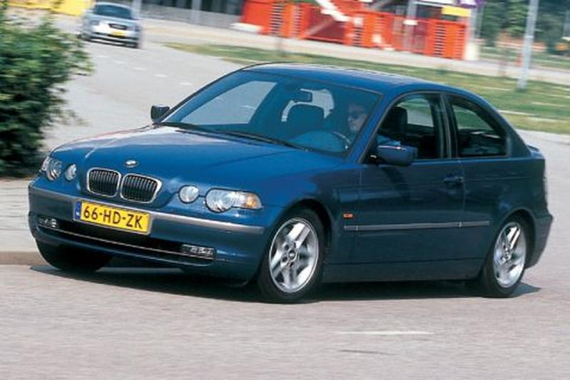 BMW 325ti Compact (2003)