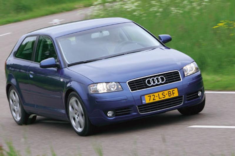 Audi A3 1.6 Ambition (2003)