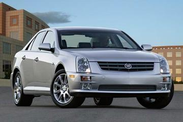 Officieel: de nieuwe Cadillac STS