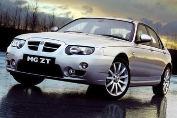 Ook facelift voor MG ZT