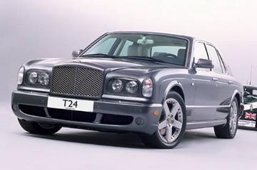 Nieuwe Mulliner Bentleys