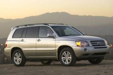 Toyota Highlander vernieuwd