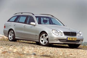 Mercedes E Combi 320 CDI Avantgarde