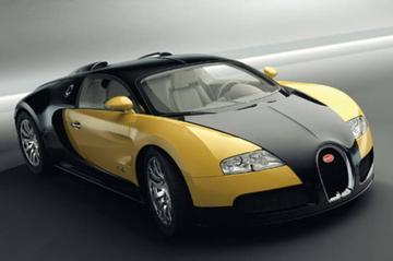 """Bugatti Veyron: """"der Countdown läuft"""""""