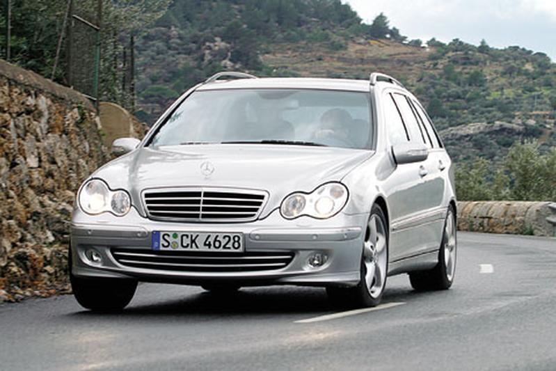 Mercedes C-Klasse 2004