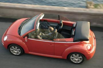 Gereden: VW New Beetle Cabrio 1.8T