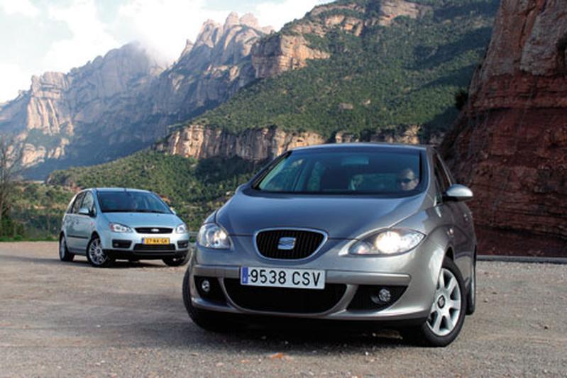 Seat Altea 2.0 TDi Stylance– Ford Focus C-Max 2.0 TDCi Trend
