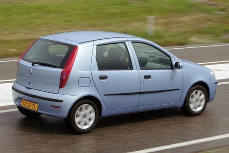 Fiat Punto 1.3 JTD MultiJet Dynamic (2004)