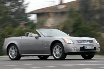 Gereden: Cadillac XLR