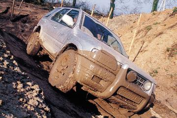 Opel Frontera Wagon Olympus 2.2 DTI (2003)