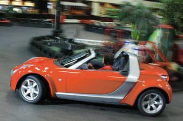 Smart Roadster keert terug