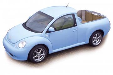 Productieplannen voor Beetle Pick-up