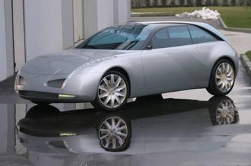 Fioravanti Kite: coupé nieuwe stijl