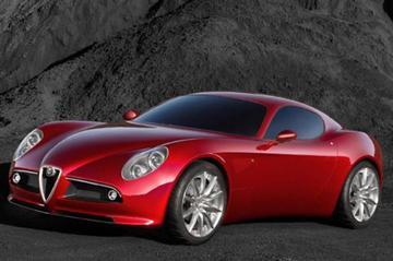 Opnieuw productiekans voor Alfa 8C Competizione