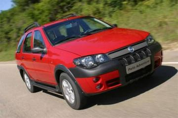 Fiat Palio Weekend vernieuwd