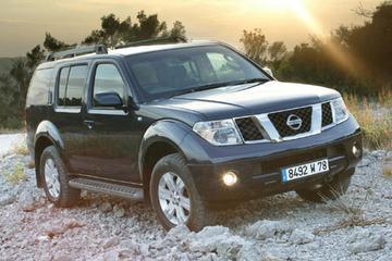 Nissan Pathfinder volgt Terrano op