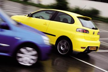 Seat Ibiza 1.9 TDi Cupra – Renault Clio Renault Sport 2.0 16V