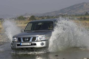 Gereden: Nissan Patrol
