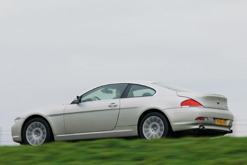 BMW 645Ci (2004)