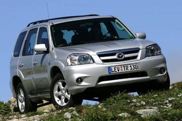 Eindelijk: vernieuwde Mazda Tribute