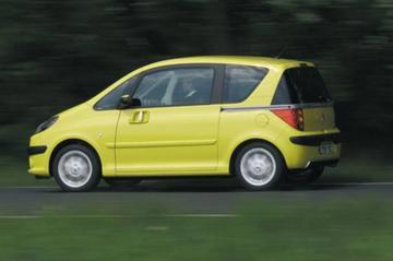 Prijzen Peugeot 1007 bekend