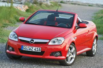 Prijzen Opel Tigra Twin Top bekend