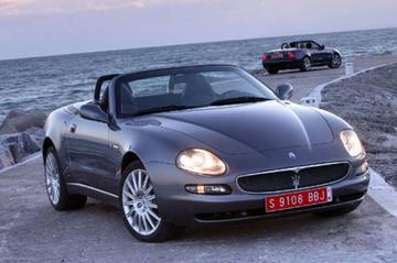 Nieuwe Maserati Spyder in Nederland