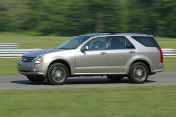 Prijzen Cadillac SRX bekend