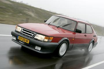 Saab 900 Turbo Red Arrow - 1988