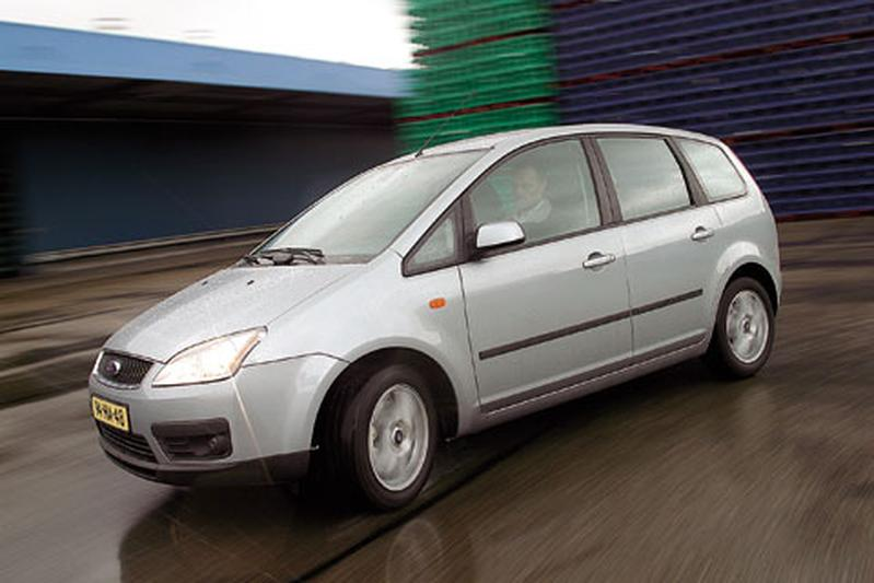 Ford Focus C-MAX 1.8 16V First Edition (2004)
