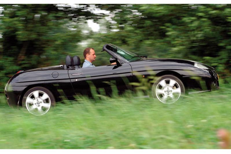 Fiat Barchetta 1.8 16V (2004)