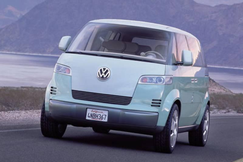 Daar is 'ie weer: Volkswagen Microbus komt toch