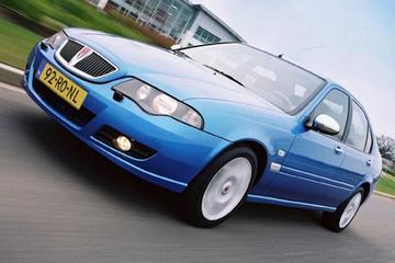 Gereden: Vernieuwde Rover 45