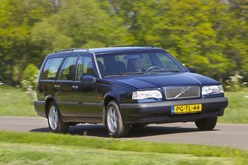 Volvo 850 2.5i Estate – 1996