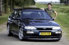Blits bezit: Ford Escort Cosworth
