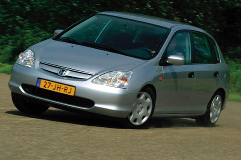 Honda Civic 1.7 CTDi LS (2003)